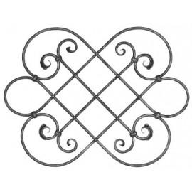 Barokový stredový element