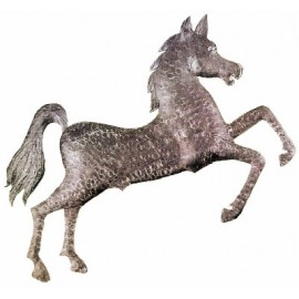 Ozdobný element - kôň pravý