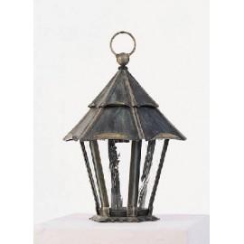 Visiaca lampa H=33cm, V=47cm