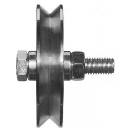 Koliesko pre posun brány Ø 115 mm pozinkované