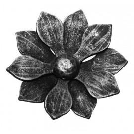 Kvet so stopkou