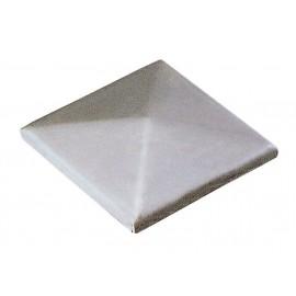 Stĺpiková krytka oceľová 30 x 30 mm