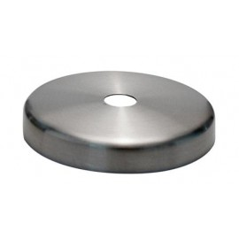 Krycia rozeta nerezová 45 x 12 mm, otvor 12 mm