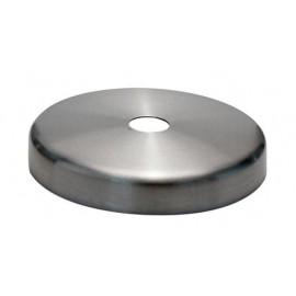 Krycia rozeta nerezová 76 x 12 mm otvor 12.5 mm