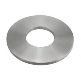 Nerezová platnička 80 x 4 mm