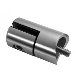 Držiak plechu 33.7 mm Ø 25 mm