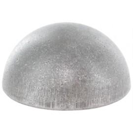 Nerezová polguľa 40 mm dutá