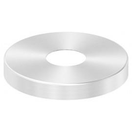 Krycia rozeta nerezová 105 x 25 mm, otvor 49 mm