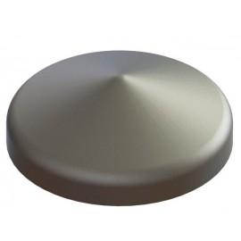 Kruhová krytka stĺpika 61 mm