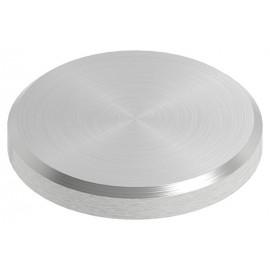Nerezová platnička 30 x 4 mm so zrazenou hranou