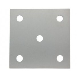 Kotviaca platnička z nereze 120 x 120 x 6 mm