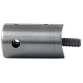 Držiak lana Ø 4 mm pre rúru 42.4 mm
