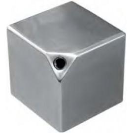 Ozdobná nerezová kocka 30 x 30 mm