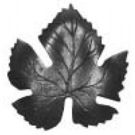 Ozdobný list- hrozno