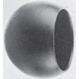 Stĺpiková krytka oceľová 33.7 mm